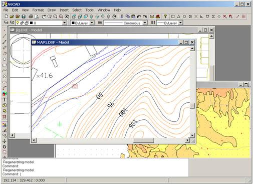 VeCAD DLL/OCX Screenshot