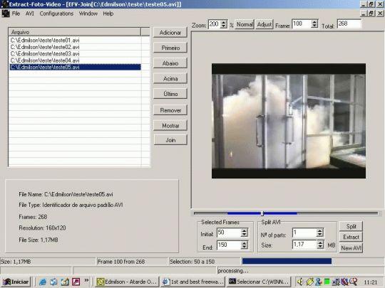 Extract-Foto-Video Screenshot
