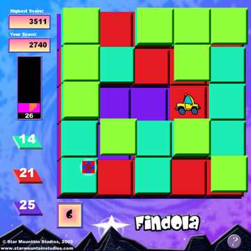 Findola Screenshot