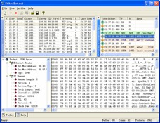 EtherDetect Packet Sniffer Screenshot