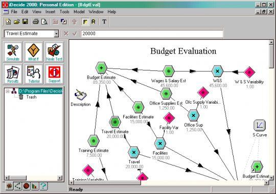 iDecide: Personal Edition Screenshot