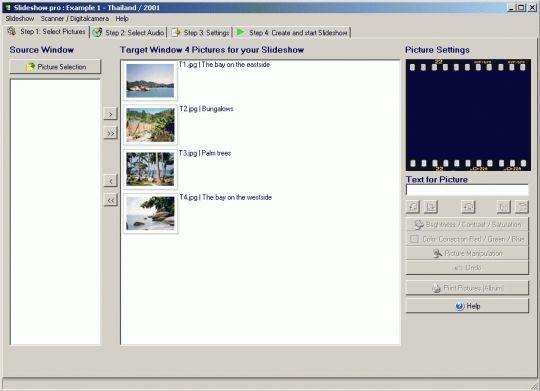 Slideshow pro Screenshot