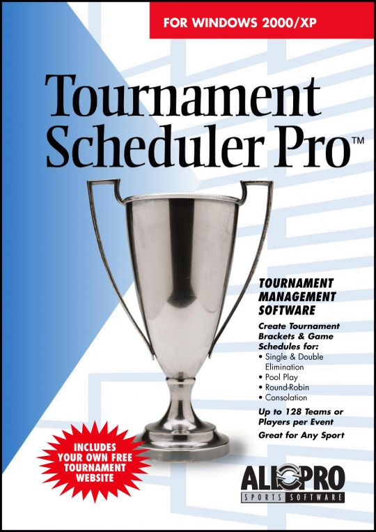 Tournament Scheduler Pro Screenshot