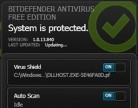 Bitdefender Antivirus Free Edition Screenshot