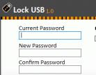 Lock USB Screenshot