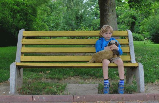 Lonely Little Boy