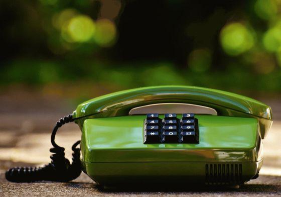 Fixed Line Telephone