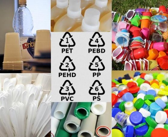 Types of Recyclable Plastic