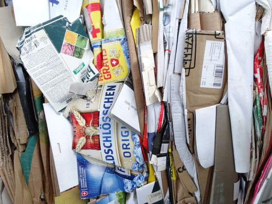 Recycle Waste Paper