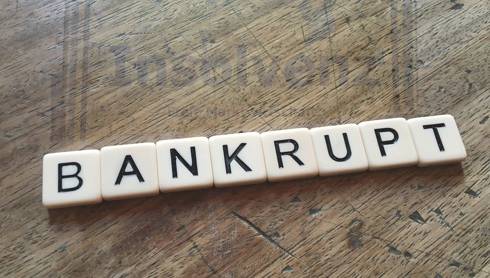 What is bankruptcy?